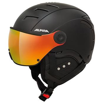 Lyžařská helma Alpina JUMP 2.0 QVM