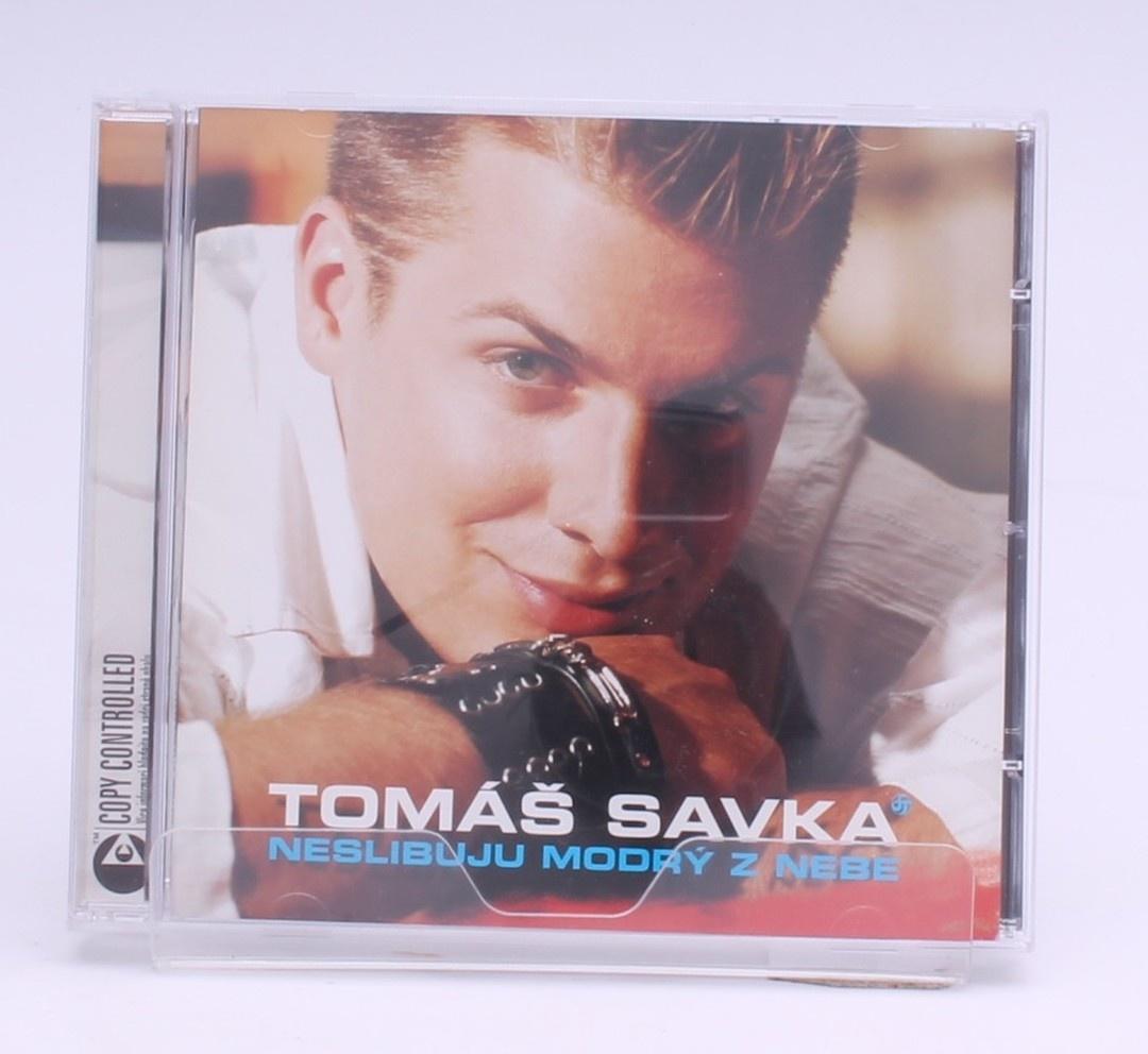 CD Tomáš Savka: Neslibuju modrý z nebe