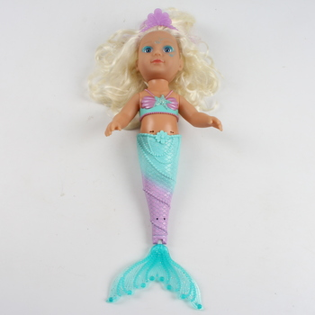 Panenka Baby Born Little Sister Mermaid