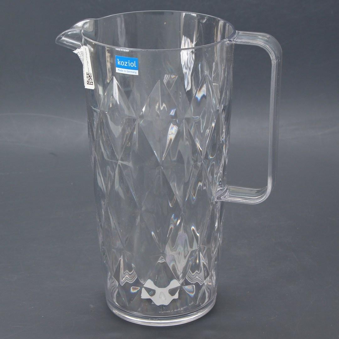 Plastová karafa Koziol BFA548