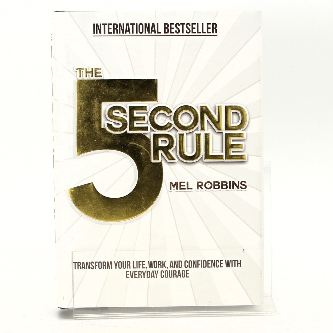 Mel Robbins: The 5 second rule