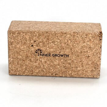 Bloky na jógu Inner Growth z korku