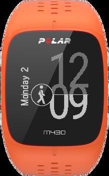 Chytré hodinky Polar Polar M430 Orange