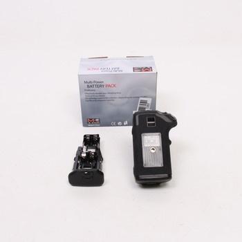 Nabíječka baterií Meike pro fotoaparáty