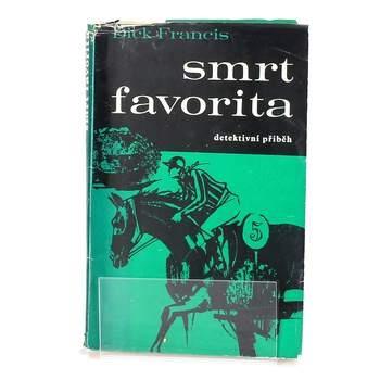 Kniha Olympia Smrt favorita Dick Francis