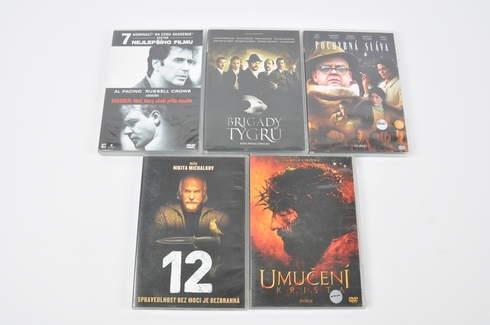 DVD - 12, Umučení Krista, Pochybná sláva apod.