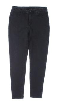 Dámské džíny Reserved černé barvy