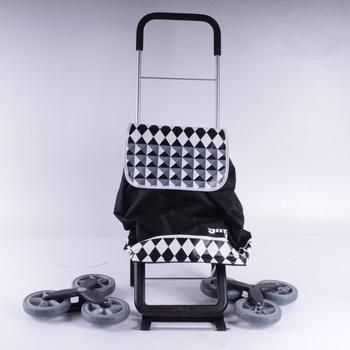 Nákupní vozík Gimi Tris Optical