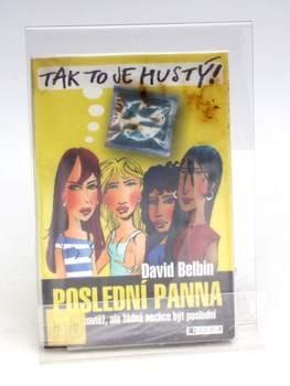 Kniha David Belbin - Poslední panna