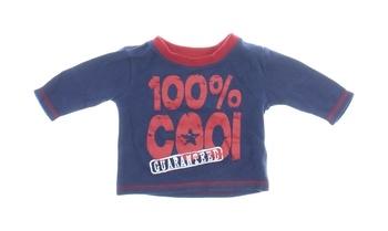 Dětské tričko George s nápisem 100% Cool