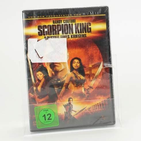 DVD film Universal Král Škorpión 2