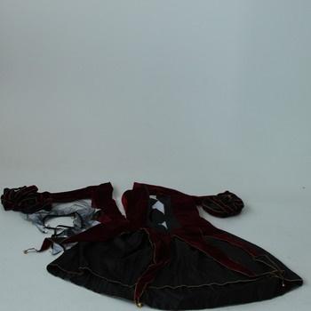 Dámský kostým Smyffis Benátský harlekýn