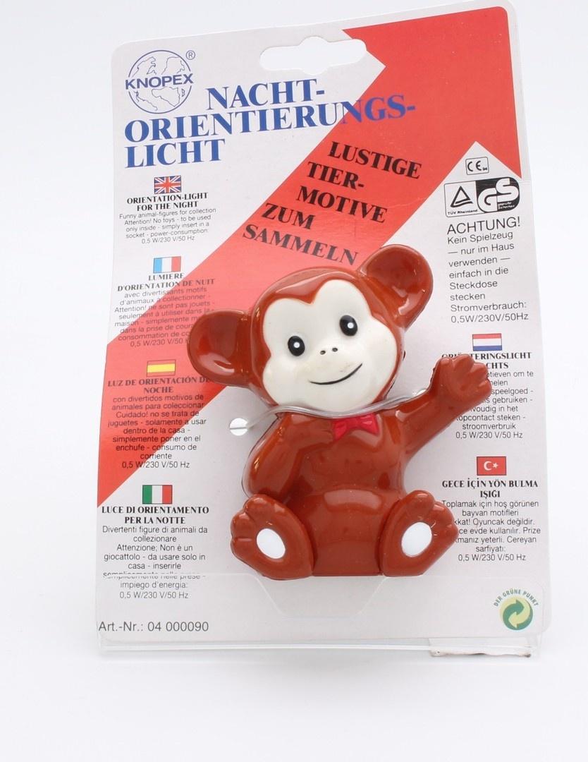 Světlo pro děti Knopex opice