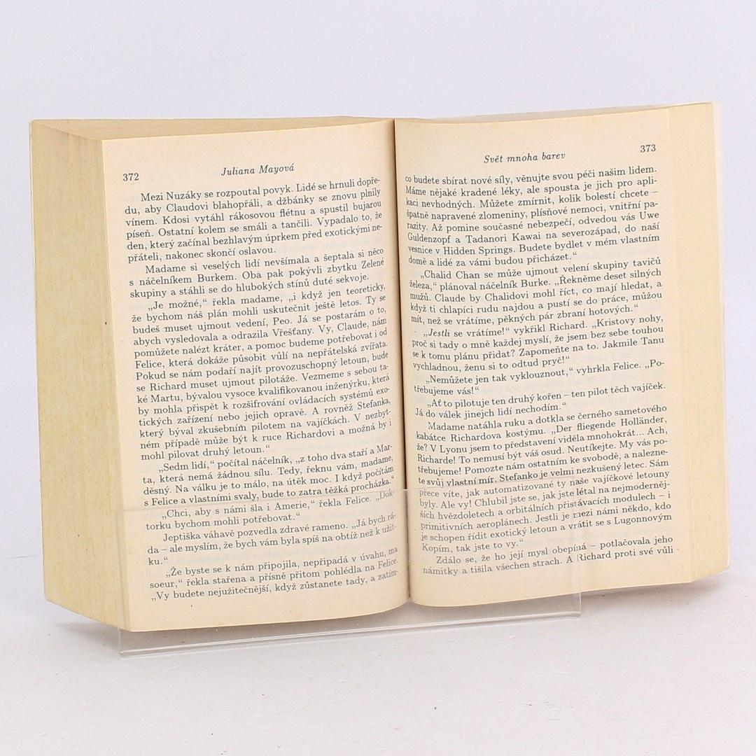 Kniha Svět mnoha barev