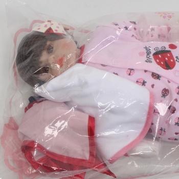 Panenka Reborn Ziyiui Reborn Babypuppe Dolls