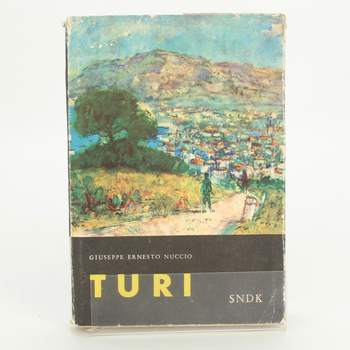Kniha Turi Giuseppe Ernesto Nuccio