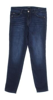 Dámské džíny Guess tmavě modré