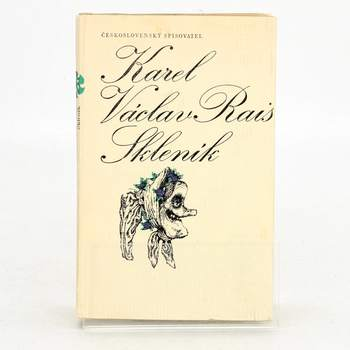 Kniha Karel Václav Rais: Skleník