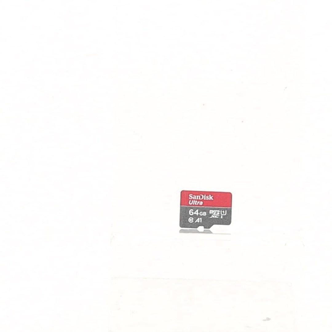 MicroSDXC karta Sandisk SDSQUAR-064G-GN6MA