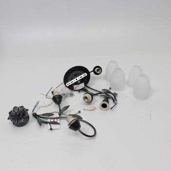 Lustr kovový ozdobný MW-Light 334013504