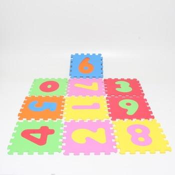 Podložka na hraní Knorrtoys 21001 Puzzle