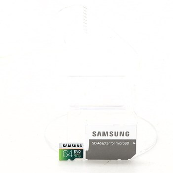 Paměťová karta Samsung Evo Select 64GB