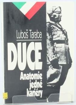 Kniha Luboš Taraba: Duce - anatomie jedné kariéry