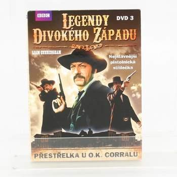 DVD film Legendy divokeho zapadu