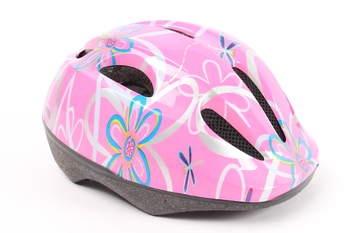 Dětská přilba Arcore Pink flower 10