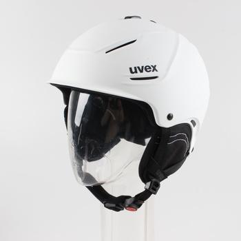 Snowboardová přilba Uvex Sports bílá