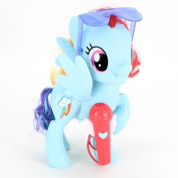My Little Pony Hasbro zpívající Rainbow Dash