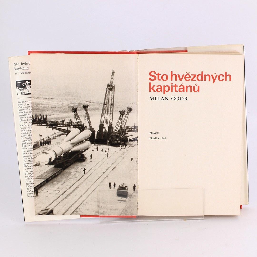 Kniha Sto hvězdných kapitánů