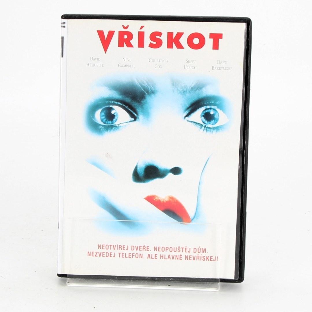 DVD Vřískot