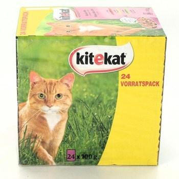 Kapsičky pro kočky Kitekat Variety pouches