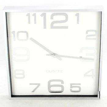 Nástěnné hodiny Alco 187-10 bílé
