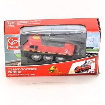 Lokomotiva Hape červená BL0033
