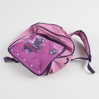 Dětský batoh Hannah Montana růžový