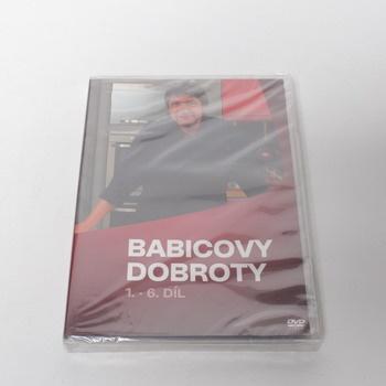 DVD film Babicovy dobroty 1. - 6. - díl