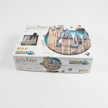 3D puzzle Wrebbit Harry Potter - Bradavice
