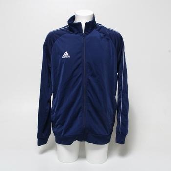 Pánská bunda Adidas CORE18 PES JKT modrá