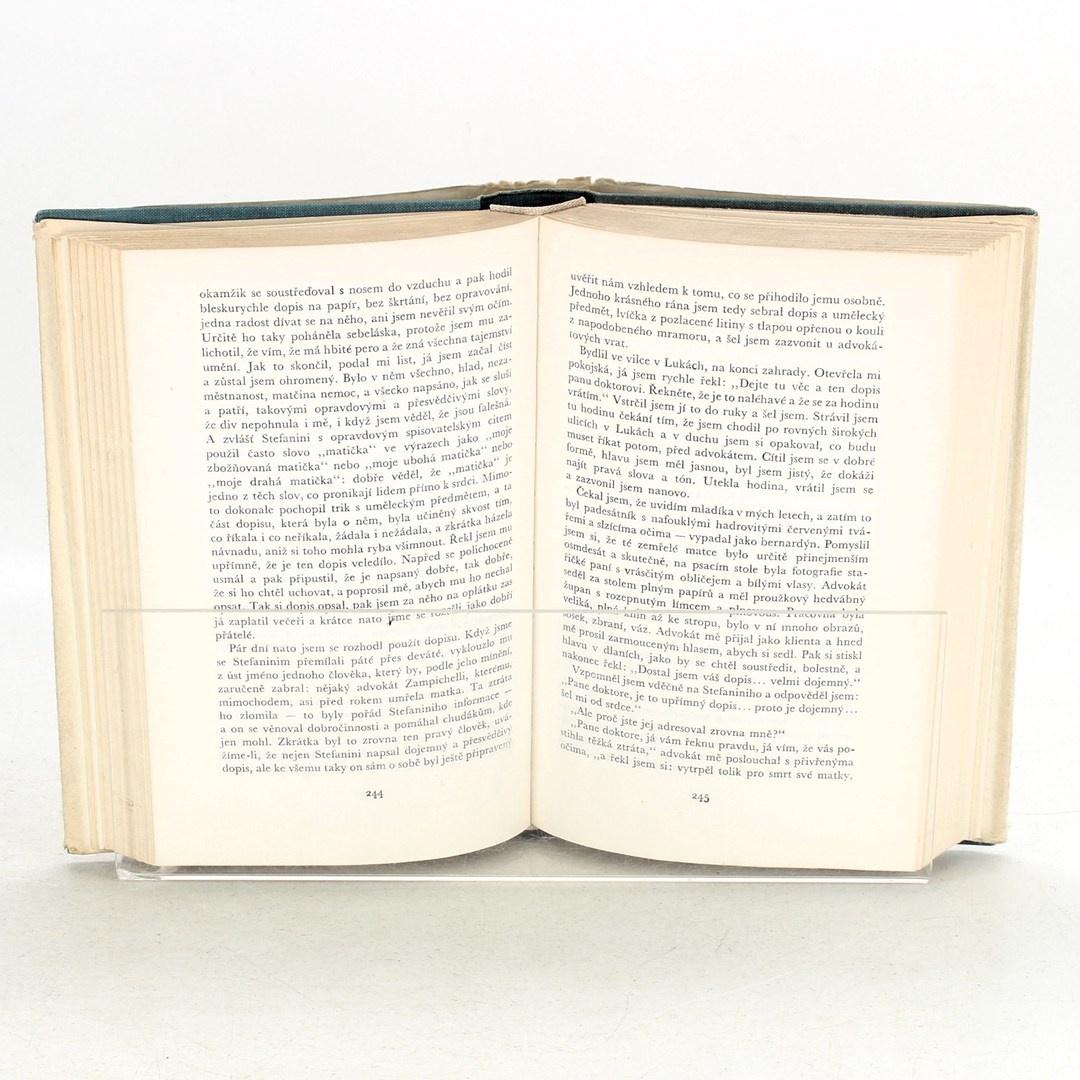 Kniha A. Moravia: Římské povídky