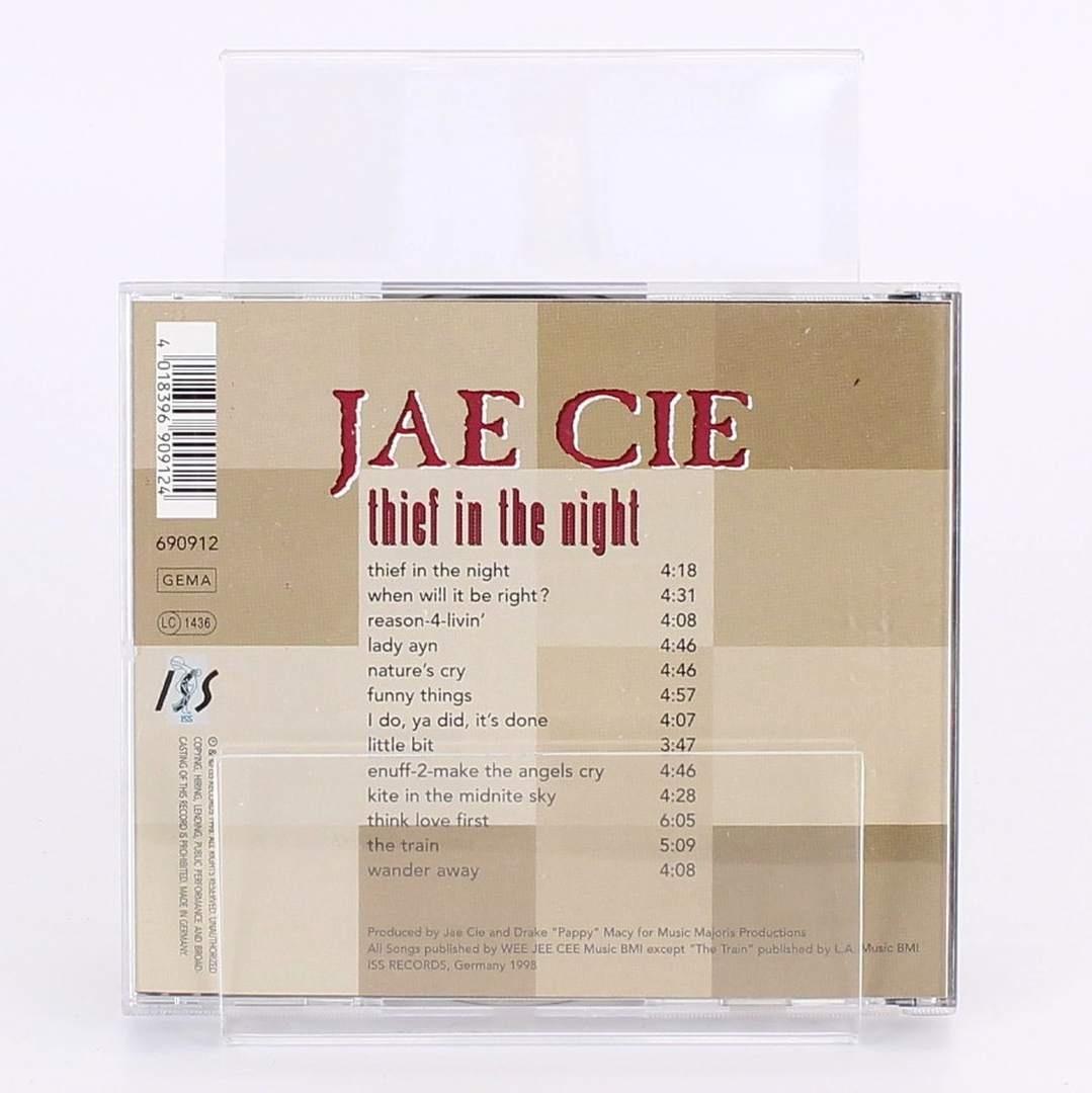 Hudební CD Thief in the night Jae Cie