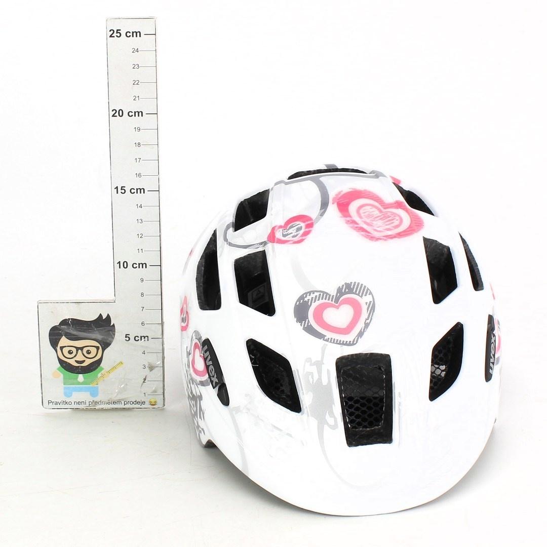 Dětská helma Uvex Finale Junior