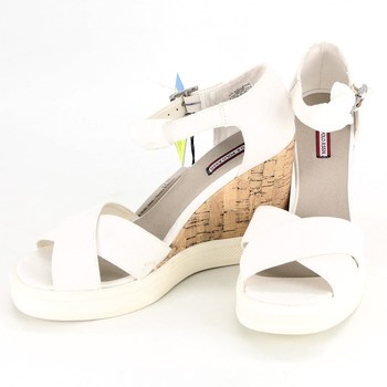 Dámské sandále U.S. Polo ASSN Norma bílé