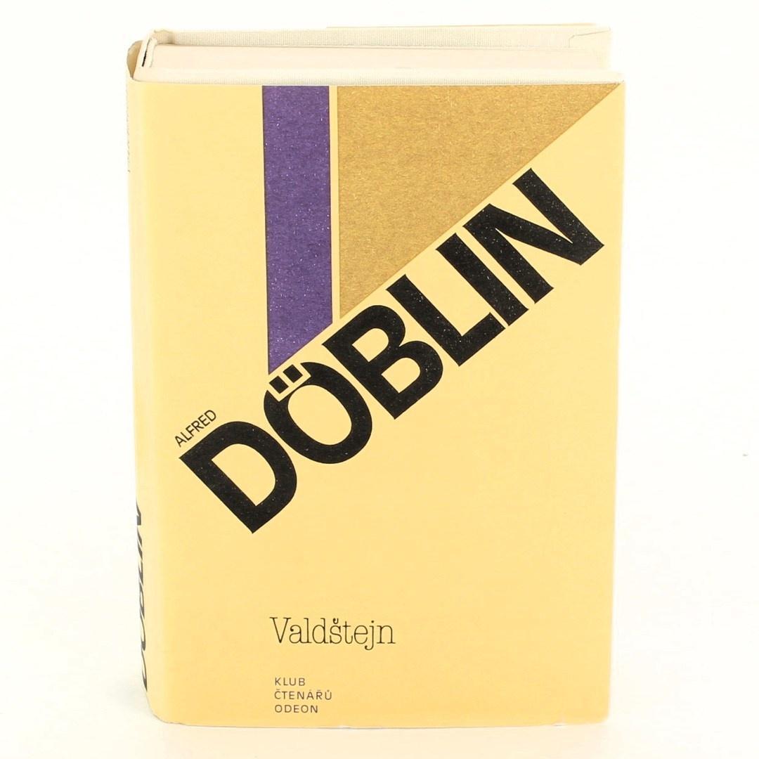 Kniha Alfred Döblin: Valdštejn