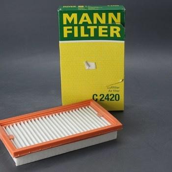 Vzduchový filtr Mann Filter C2420