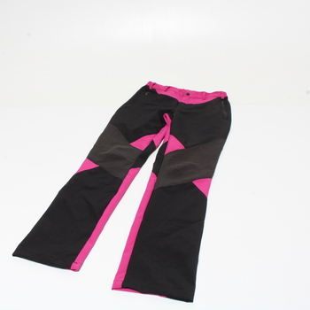 Dámské turistické kalhoty LY4U černé vel. M
