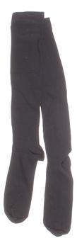 Pánské vysoké ponožky černé barvy
