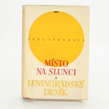 Kniha Místo na slunci a Leningradský deník