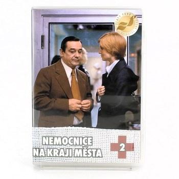 DVD Nemocnice na kraji města 2